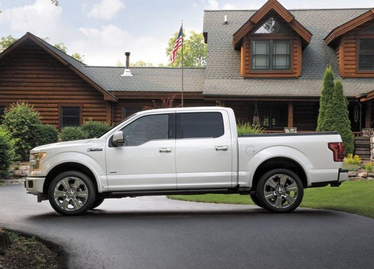 Ford F-150 Limited 2016 03