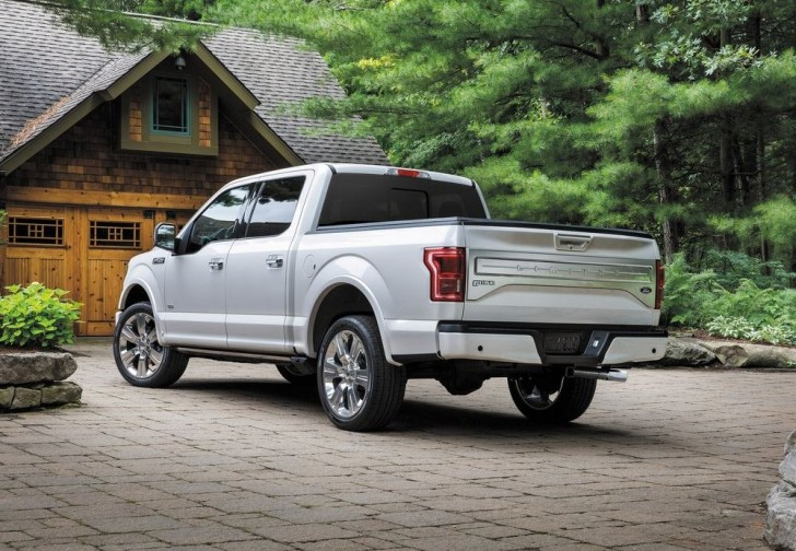 Ford F-150 Limited 2016 05