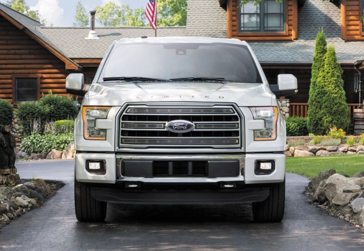Ford F-150 Limited 2016 06