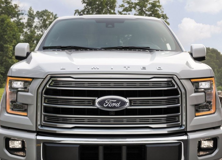 Ford F-150 Limited 2016 10