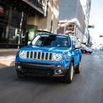Jeep「レネゲード」日本公開:デザイン画像集