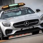 メルセデスベンツ「新型 AMG GT S DTM Safety Car 2015」デザイン画像集