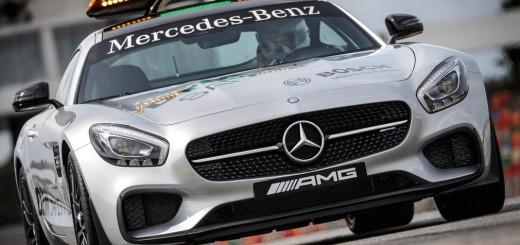 Mercedes-Benz AMG GT S DTM Safety Car 2015 01
