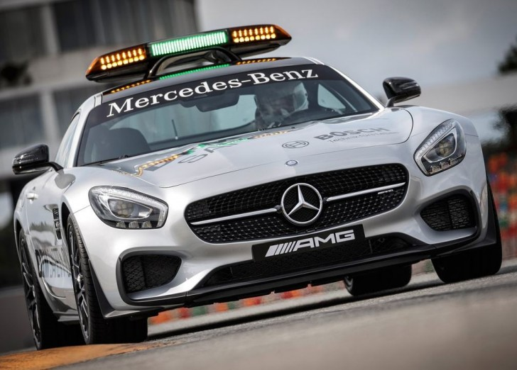 Mercedes-Benz AMG GT S DTM Safety Car 2015 01