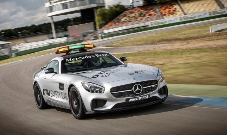 Mercedes-Benz AMG GT S DTM Safety Car 2015 03