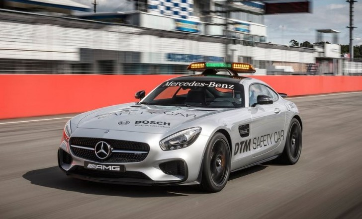 Mercedes-Benz AMG GT S DTM Safety Car 2015 04