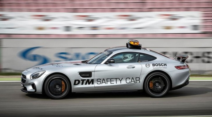 Mercedes-Benz AMG GT S DTM Safety Car 2015 05