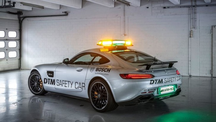 Mercedes-Benz AMG GT S DTM Safety Car 2015 06