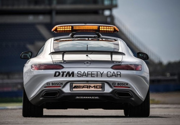 Mercedes-Benz AMG GT S DTM Safety Car 2015 07