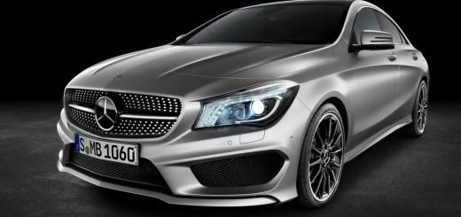 Mercedes-Benz CLA-Class 2014 06
