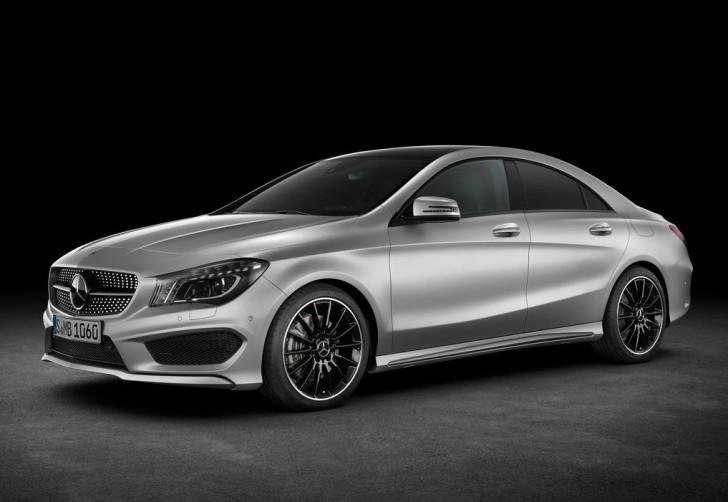 Mercedes-Benz CLA-Class 2014 08