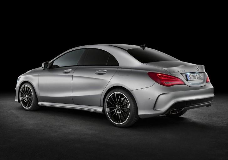 Mercedes-Benz CLA-Class 2014 09