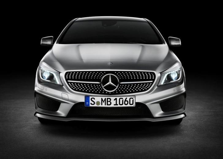 Mercedes-Benz CLA-Class 2014 10