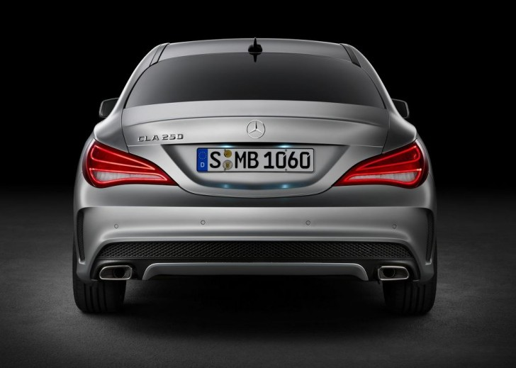 Mercedes-Benz CLA-Class 2014 11
