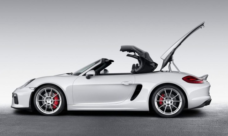 Porsche Boxster Spyder 2016 05