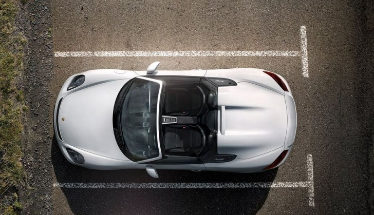 Porsche Boxster Spyder 2016 08