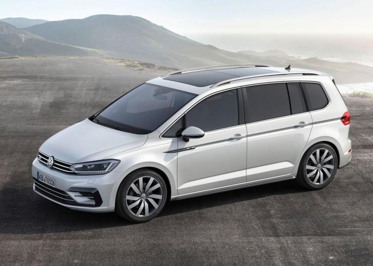 Volkswagen Touran 2016 05