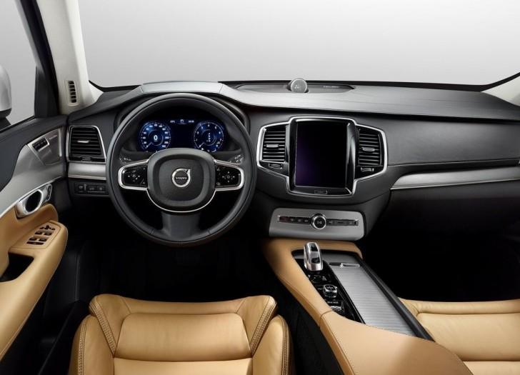 Volvo XC90 2015 15