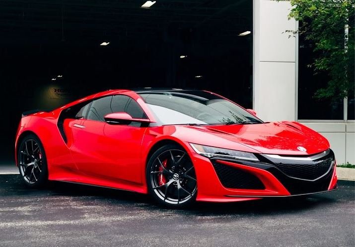honda NSX 2016 dealer 01