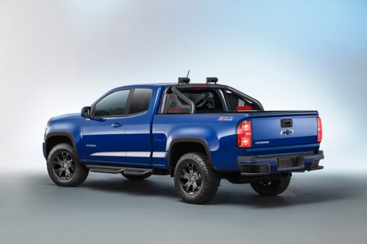 2016 Chevrolet Colorado Z71 Trail Boss 02