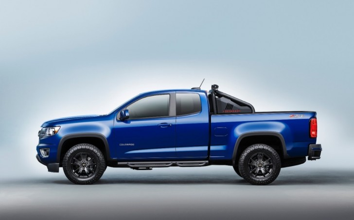2016 Chevrolet Colorado Z71 Trail Boss 03
