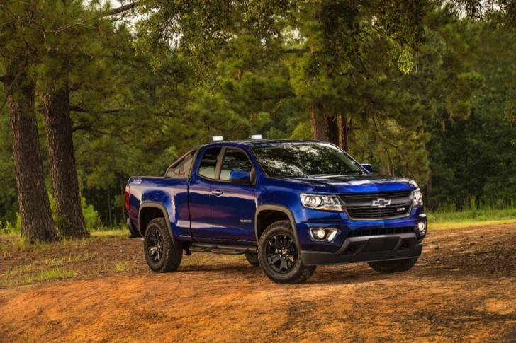 2016 Chevrolet Colorado Z71 Trail Boss 04