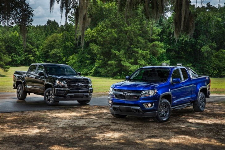 2016 Chevrolet Colorado Z71 Trail Boss 05
