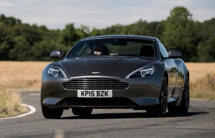 Aston Martin DB9 GT 2016 01