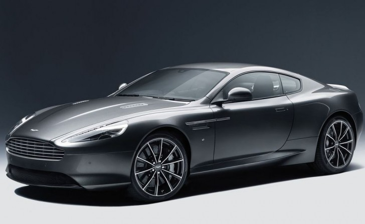 Aston Martin DB9 GT 2016 03