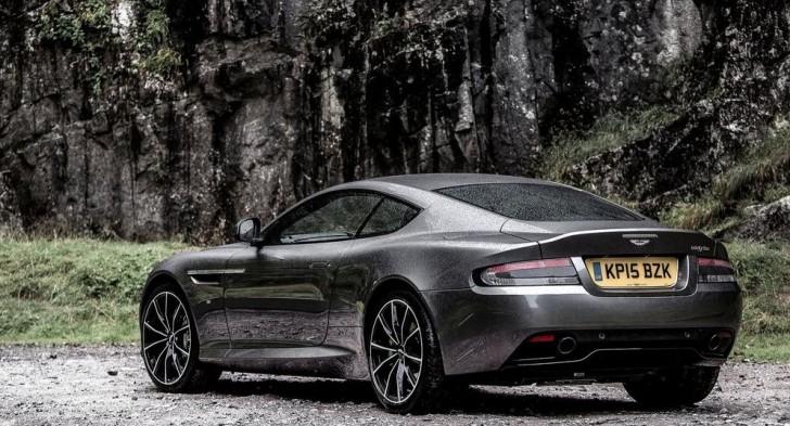Aston Martin DB9 GT 2016 05
