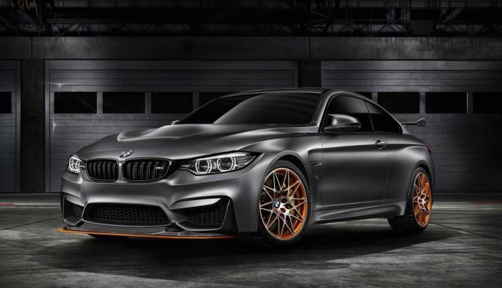 BMW M4 GTS Concept 2015 01