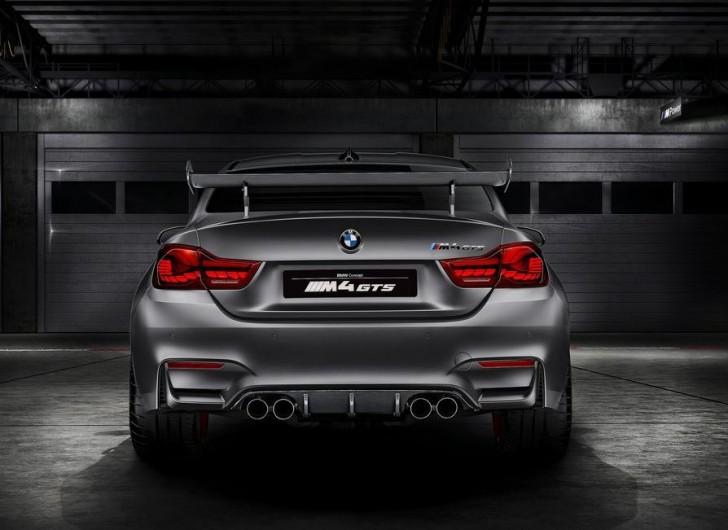 BMW M4 GTS Concept 2015 05