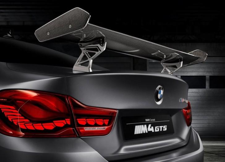 BMW M4 GTS Concept 2015 10