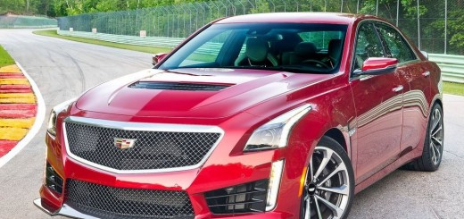 Cadillac CTS-V 2016 01