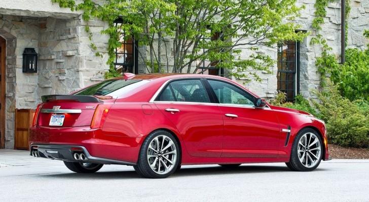 Cadillac CTS-V 2016 03