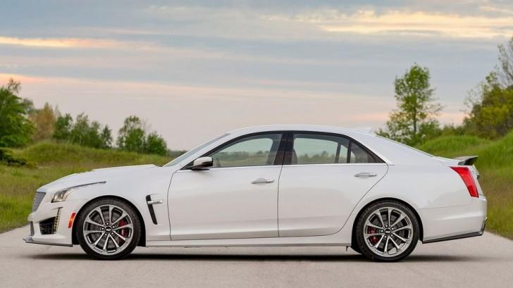Cadillac CTS-V 2016 05