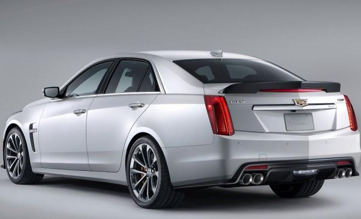 Cadillac CTS-V 2016 06