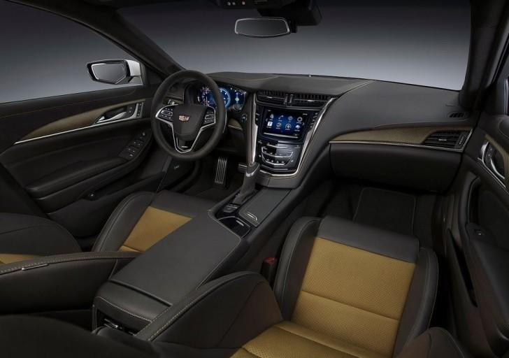 Cadillac CTS-V 2016 07