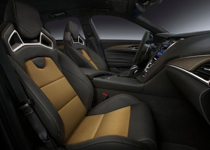 Cadillac CTS-V 2016 08