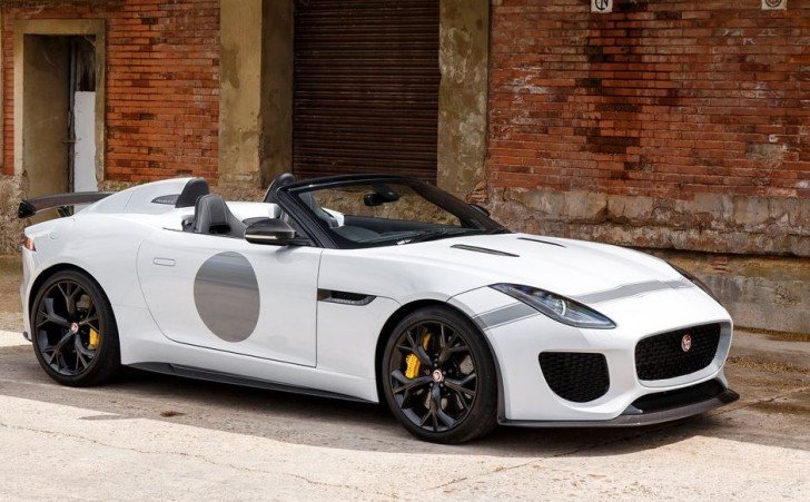 Jaguar F-Type Project 7 2015 03