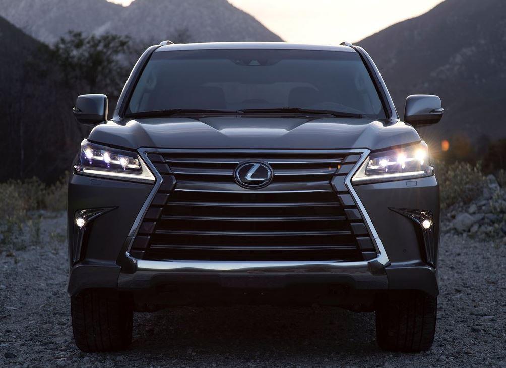 レクサス「新型lx570 2016」デザイン画像集:国内発売は9 14! Newcar Design