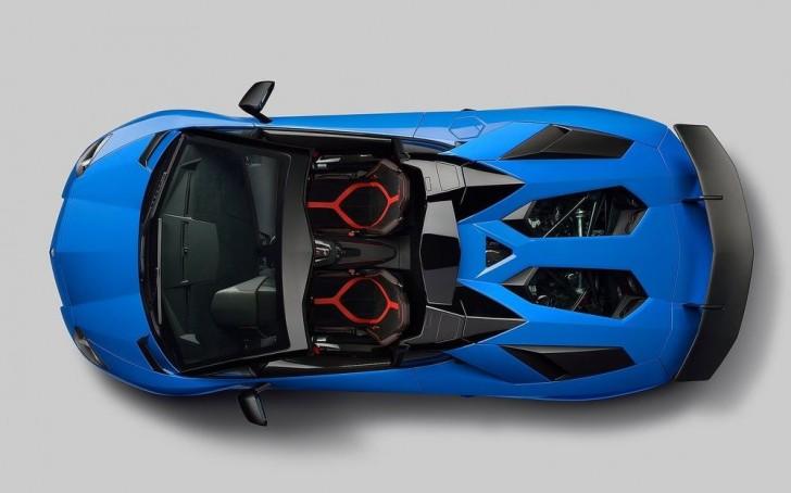 Lamborghini Aventador LP750-4 SV Roadster 2016 08