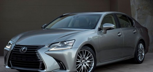 Lexus GS 200t 2016 01