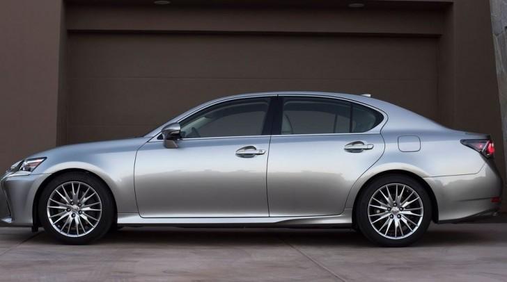Lexus GS 200t 2016 03
