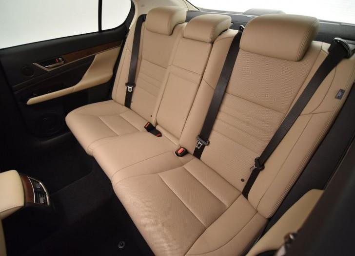 Lexus GS 200t 2016 08