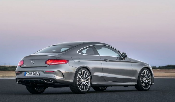 Mercedes-Benz C-Class Coupe 2017 03