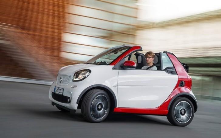 Smart fortwo Cabrio 2016 04