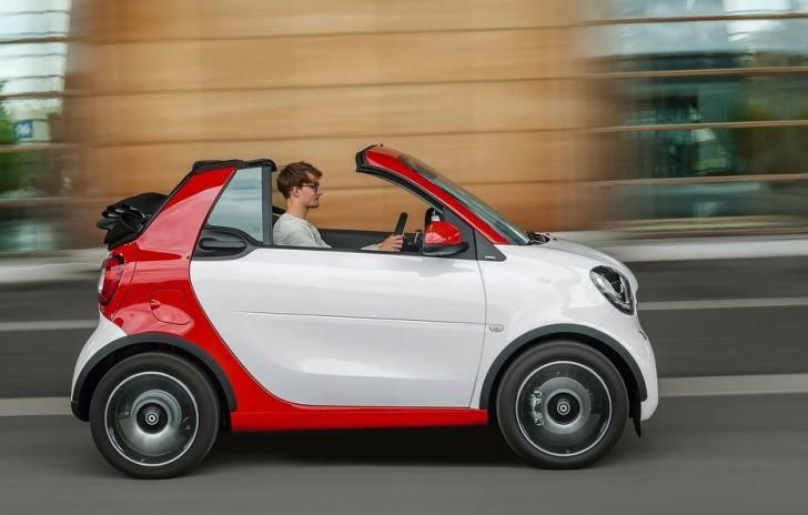 Smart fortwo Cabrio 2016 05