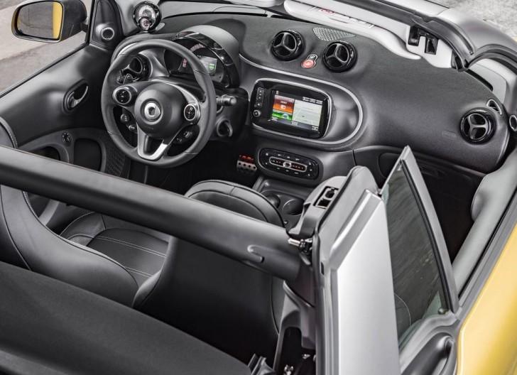 Smart fortwo Cabrio 2016 06