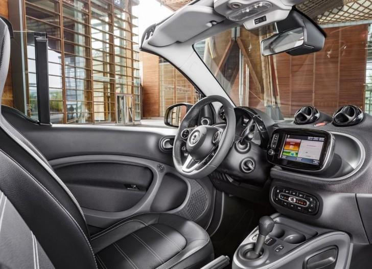 Smart fortwo Cabrio 2016 07
